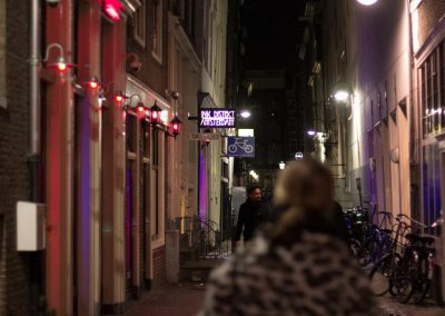 Making Soup with Sex Trafficking Survivors in Amsterdam's Red Light District