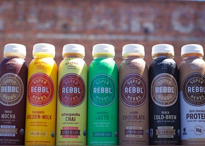 The Former CEO of Clif Bar Is Trying to Get America to Drink Herbs