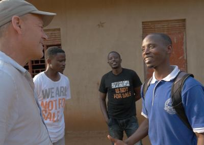NFS Uganda - Dave and Joseph 2