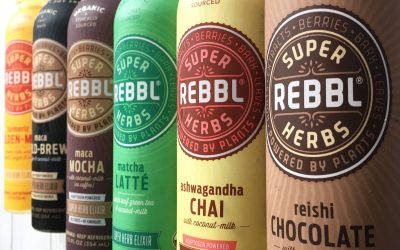 This Week's Recap: REBBL Organic Elixirs Celebrate B Corp Certification with New VP of Impact