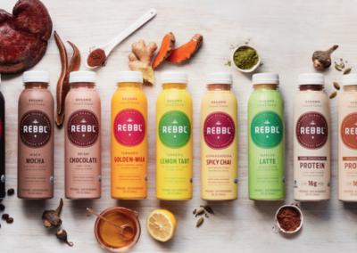 Herb-Infused Coconut Milk Rebbl Raises $20 million from Cavu Venture Partners
