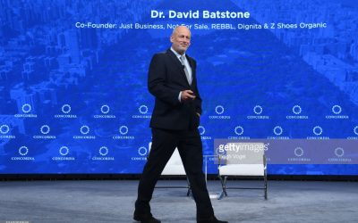 In Case You Missed It: Not For Sale's President David Batstone Speaks at Concordia Summit